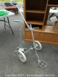 Play Day Folding Golf  Cart & Adjustable Cane