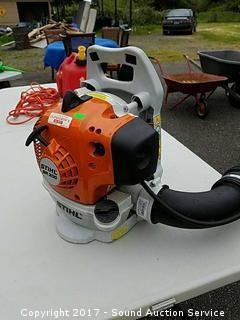 Stihl BR200 Gas Powered Leaf Blower