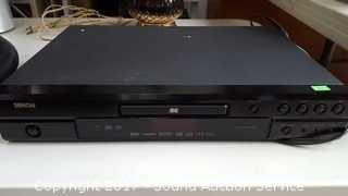 Denon DVD 1930CI DVD Player