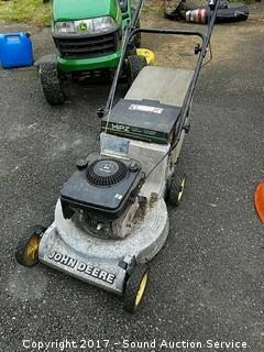 "John Deere Mower 14PZ 21"" Cut 5HP with Bag"