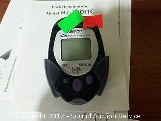 Omron Pocket Pedometer Model HJ-720ITC