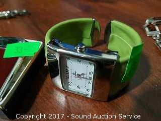 Penguin Japanese Lighter & Kannes Wristwatch