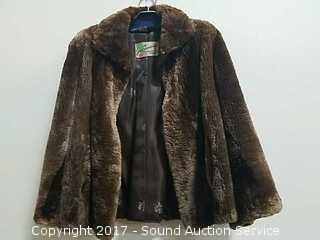 Jack Savidusky's Fur Jacket Medium?