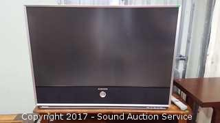 "Samsung Tantus Rear Projection 45"" HD TV/Monitor"