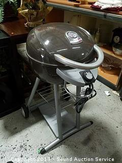 Electric Char Broil Patio Bistro Grill