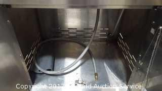 Ducane Natural Gas Grill W/ Cover & Side Burner