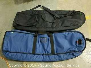 Pair of Padded Snowboard Bags