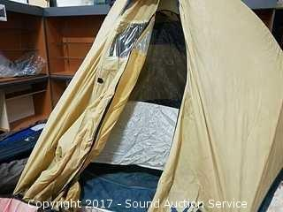 Rei Tent, Poncho & Camping Chair