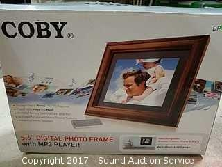 Jewelry Box, Digital Picture Frame & Photo Block
