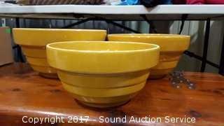 Crate & Barrel Nesting Mixing Bowls