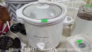 Misc Kitchen Items Utensils & Crock Pots