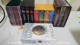 Popular Novel Series Set