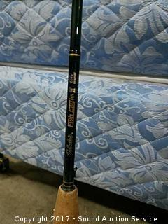 Shakespeare Ugly Stick & Cabela's Eagle II Rods