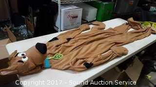 One Size Scooby Costume