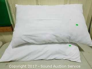 Pair of Soft King Pillows