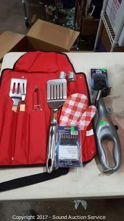 Grill Daddy & Grill Set