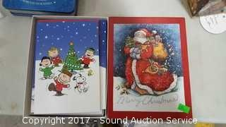 Large Christmas Decor Lot