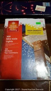 LED Lightshow Lights & Icicle Lights