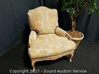 Original Kreiss Collection Down Lounge Chair