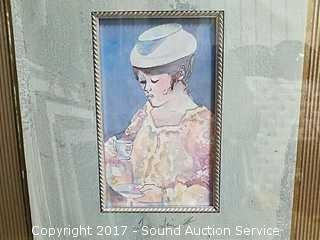 Kinder Harris English Ladies Tea Time 1 & 2 Prints