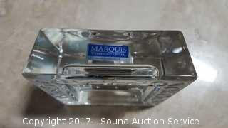 Marquis Waterford Crystal Clock