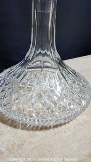 Waterford Crystal Lismore Decanter - Mint!