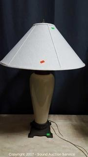 Lovely Porcelain Leviton Interior Accent Lamp