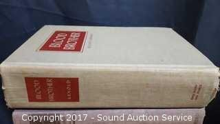 (11) 1940's Hard Cover Books Some First Edition