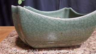 Genuine Dynasty Porcelain Kreiss Console Bowl