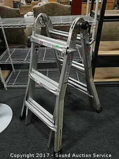 13 Position 12ft Gorilla Ladder