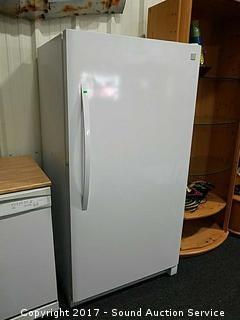 Kenmore Like New Upright Freezer