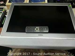Toshiba Flat Panel TV/DVD