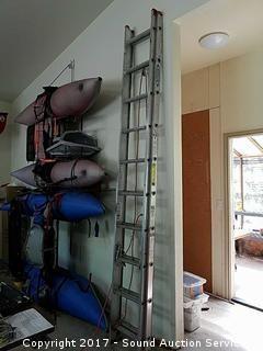 Werner 20ft Extension Ladder