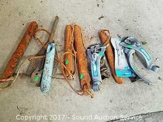 Boat Anchors, Oar Accessories & Deck Cleat