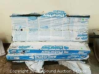4 Bundles of Malarkey 3 Tab Roofing Shingles