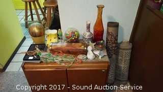 Home Decor, Collectibles & Rug
