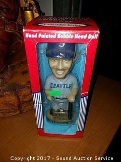 NIP Ichiro Seattle Mariners Bobblehead