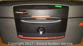 Fire Sentry Waterproof Safe H2300