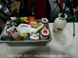 Garden, Yard & Home Chemicals & Cleaners