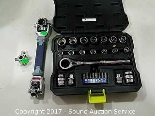 Kobalt Xtreme Access Socket & Wrench Set