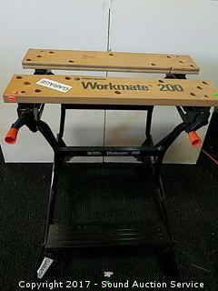 Black & Decker Workmate 200 Work Center/Vice