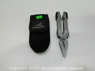 Gerber 10-1 Multi-Tool w/Case
