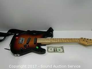Emerson Childes Elec. 6 String Guitar
