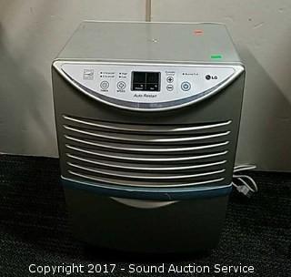 """LG Humidifier 21"""" X 15.5"""" X 14"""""""