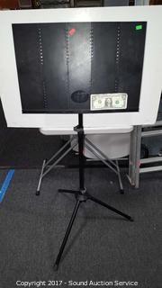 Peak Music Stands Telescopic Music Stand