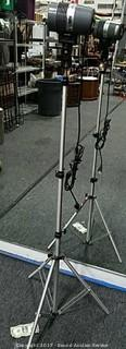 Medalite PG 3001-ML Lighting w/Tripod