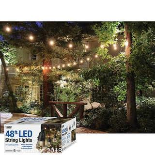 *Feit LED 48ft String Lights w/Box