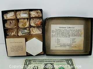 Schortmann Minerals Hardness Collection