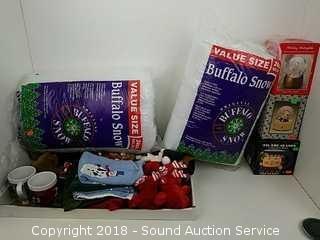 Christmas Decor, Ornaments, Snow Globes & More