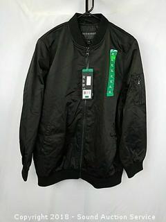NWT Bernardo Boyfriend Bomber Jacket - XL